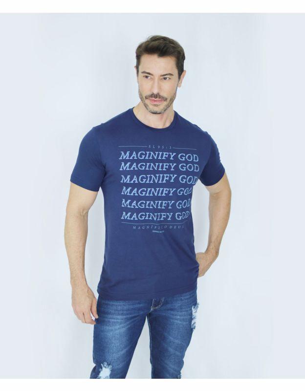 CAMISETA AD MAGINIFY GOD